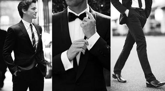 熟知西装的三种格调让你搭出高逼格11