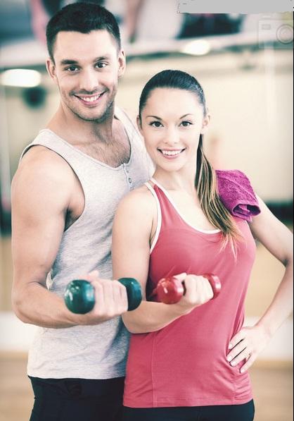 科学健身——男人成为型男的关键1