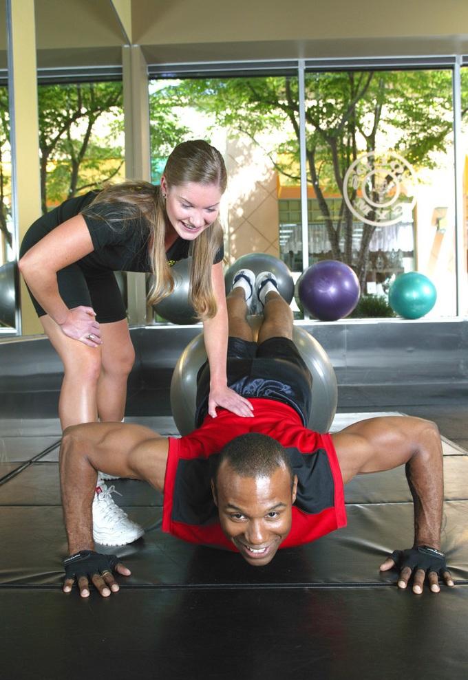 科学健身——男人成为型男的关键2
