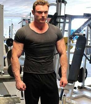 科学健身——男人成为型男的关键3