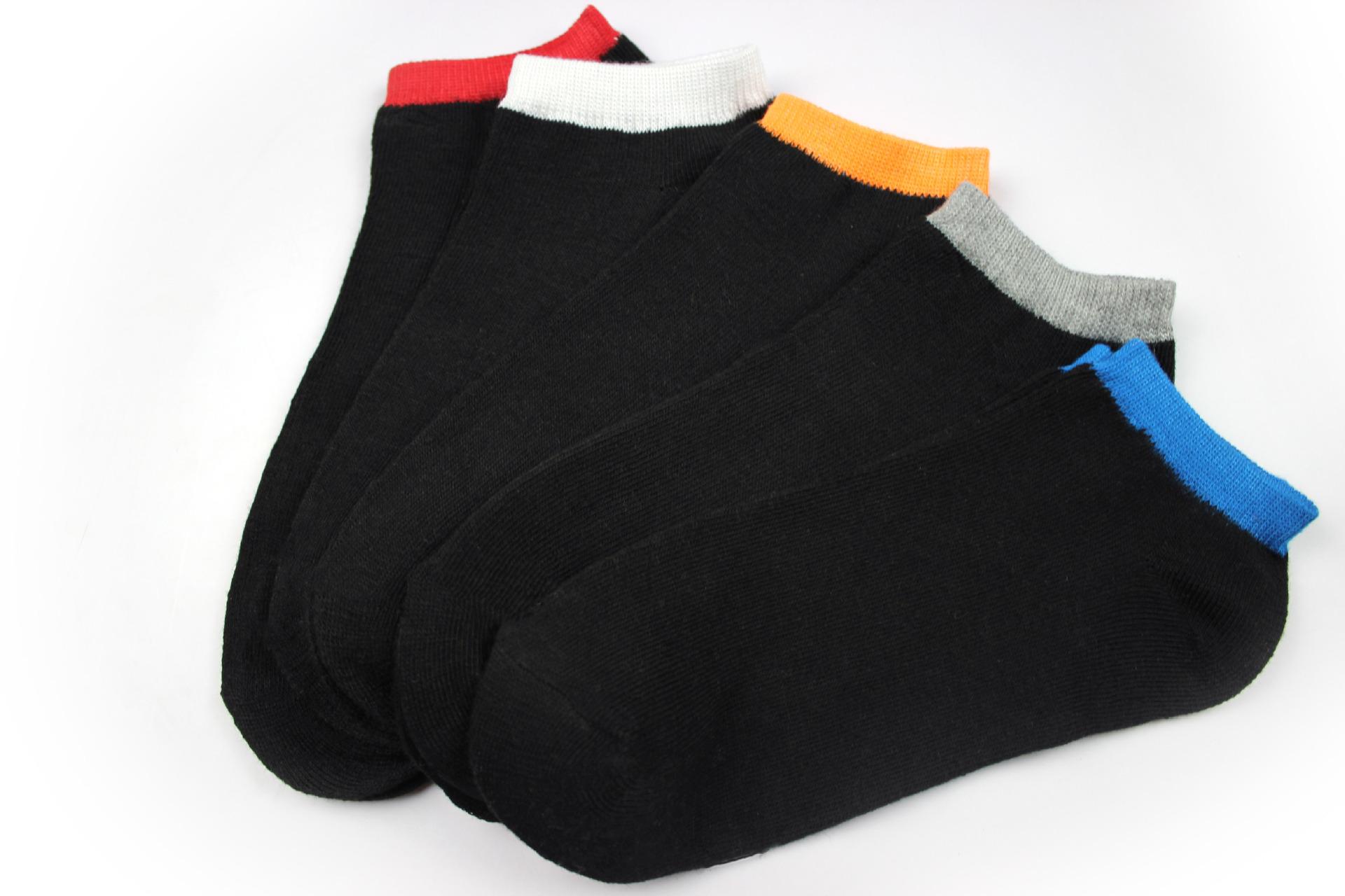 男士袜子色彩搭配的技巧2